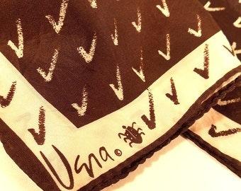 Vintage Vera Signature Scarf