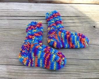 Infant Wool Socks