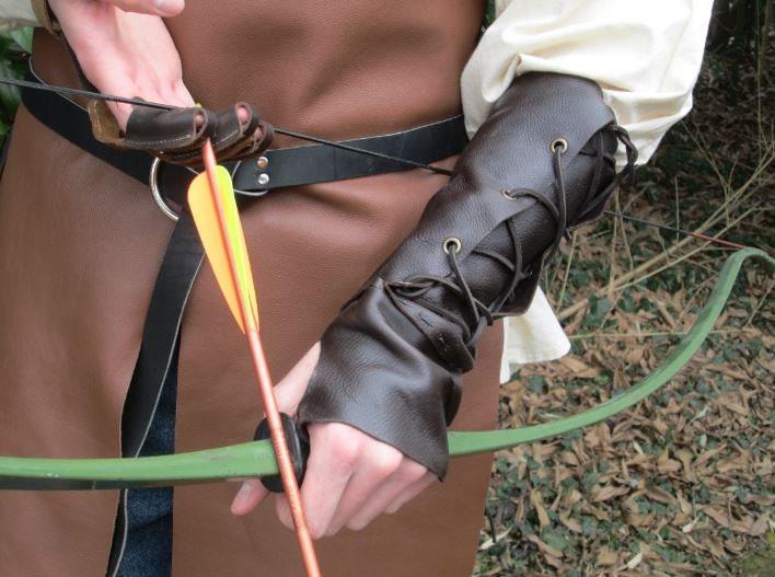 Archery Arm Guard Leather