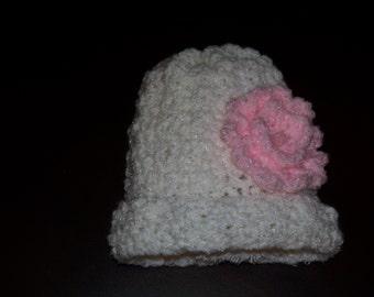 Preemie Hat - little girl