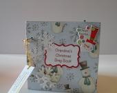Grandma's Christmas Bragbook