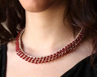 KNITTING KIT - Tiffany Necklace Kit
