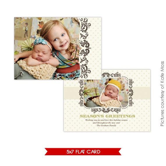 Professional Multipurpose Card Template - Caramel - E138