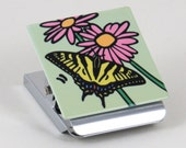 Tiger Swallowtail Butterfly Clip Magnet