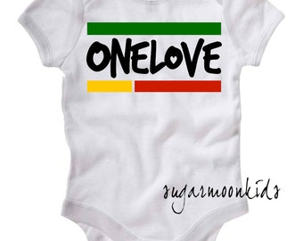 NEW* Rasta One Love Baby