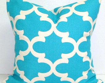 BLUE Pillow Sale, 18x18, 16x16, 22x22, 26x26 and more-ALL SIZES, Pillow Cover, Decorative Pillow, Throw Pillow, Pillows, Accent Pillow, Blue