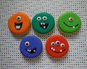 Monster Sugar Cookies - 1 Dozen
