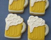 Beer Mug Sugar Cookies - 1 Dozen