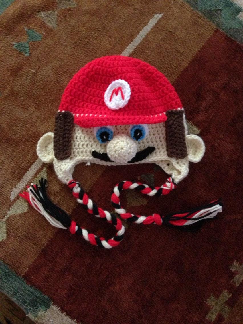 Mario Hat Pattern images