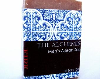 Men's Alchemist Artisan Soap - FIRE
