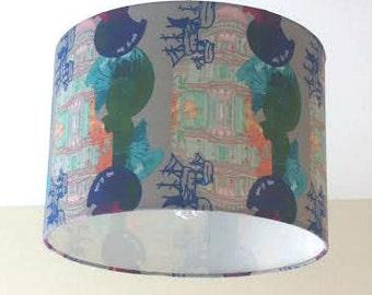 St Pauls fabric 40cm Lampshade
