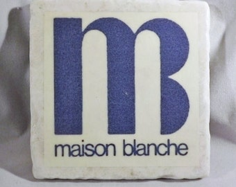 Maison Blanche New Orleans Coaster