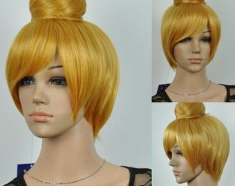Tink // Full Synthetic Pixie Wig