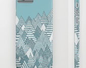 Winter Forest / mountains phone case / iPhone 6 / iPhone 5/5s / iPhone 4/4s / iPhone 5C / iPhone / Samsung Galaxy / illustration / casemate