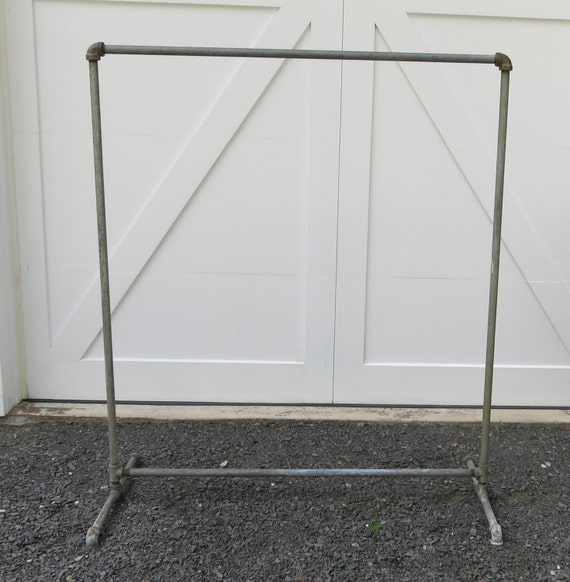 vintage clothing rack by stonehousevintage on etsy