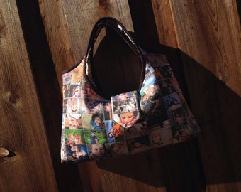 Personalize Medium Purse with your Photos!