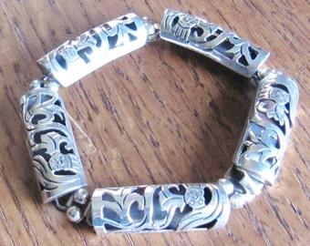Hecho en mexico jmt mexican vintage jewelry