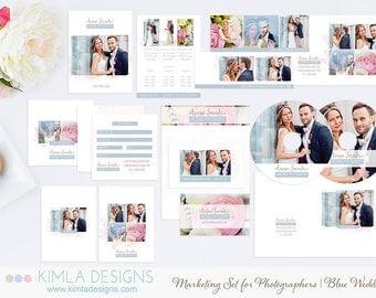 Wedding Marketing Set for Photographers