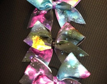 Galaxy cheerBow
