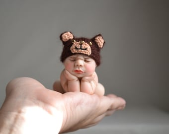 "Art Doll.....""Teddy""....... I will make this item for your order"