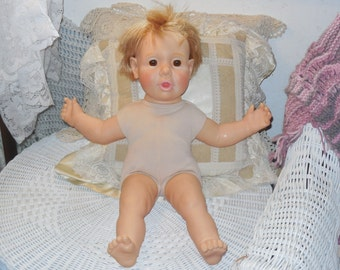 1984 Turner Hasbro Doll Real Baby Doll