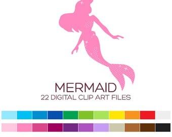 Nautical Clipart Nautical Clip Art Mermaid Clipart Princess Clipart Girl Clipart Nautical Stickers Planner Stickers Nautical Baby-A00052