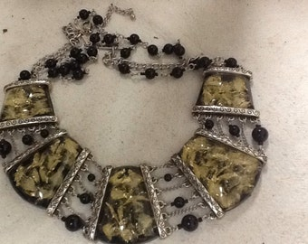 Vintage Chunky Fun Necklace