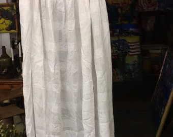 Vintage Linen Apron