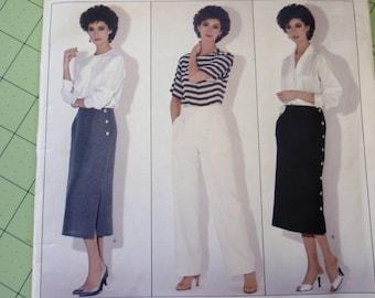 Vogue 1127 Calvin Klein 1980s