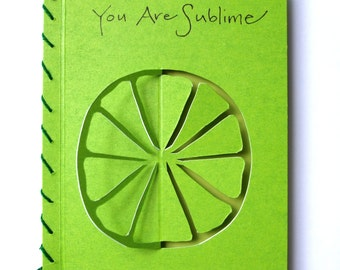 You Are Sublime Card