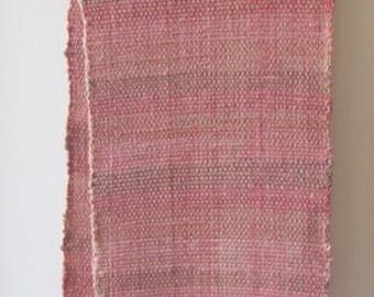 pink bureau scarf etsy