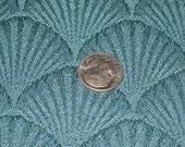 Sea Shells Jacquard Upholstery Fabric
