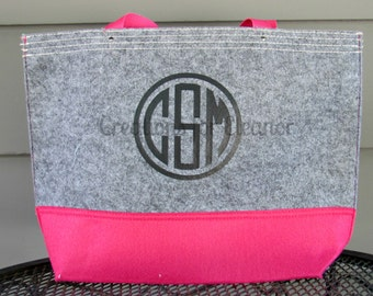 Monogrammed Tote Bag, Monogrammed Purse, Monogrammed Carry On, Monogram Purse, Tote, Custom Tote Bag, Monogrammed Tote Bag
