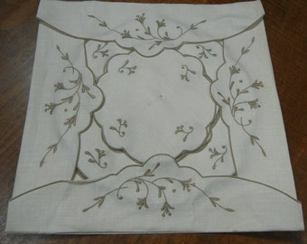 1950s Luncheon or Tea - Place Setting