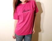 Vintage Levis Pink T Shirt