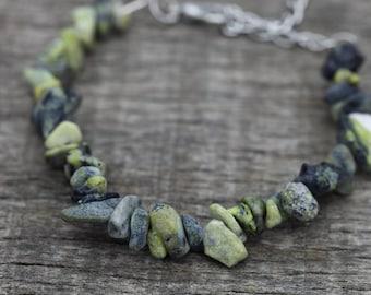3 Piece Stone Bracelet, ,  Bohemian Jewelry -Tribal jewelry stone  Bracelet stone Jewelry Ethnic Tribal jewelry