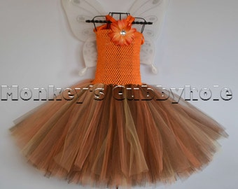 Fawn Fairy Tutu Dress Set
