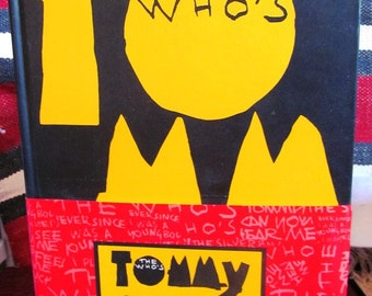 Vintage The Who's Tommy First Edition