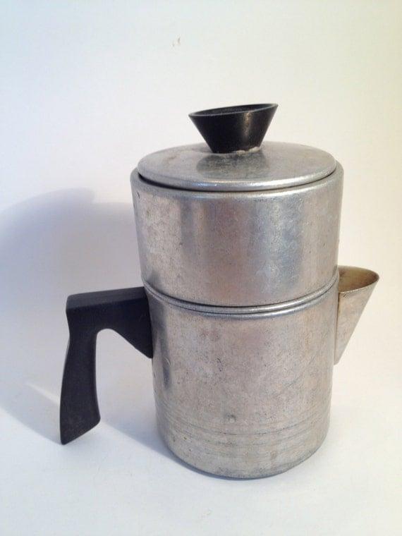 Camping Coffee Maker Percolator : Chilton Ware Coffee Percolator Vintage 2 Cup Coffee Maker