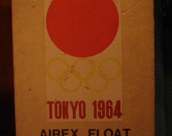 Olympic 1964 swim board - Original
