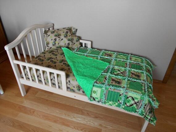 John Deere Toddler Bedding Sets : John deere fabric toddler crib bedding set i dig dirt by