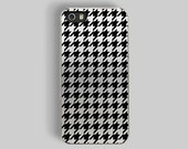 Houndstooth Print iPhone 5S Case  iPhone 5c Case iphone 6s cases iphone 6 plus case
