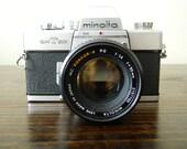 Minolta SRT-201 Camera
