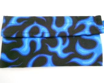 Blue Flame Reusable Snack bag