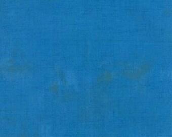 Grunge Basics in Sapphire 30150-221 by Moda Fabrics