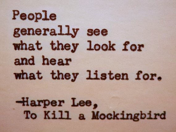 how to kill amockingbird quotes