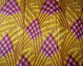 African Fabrics Block Wax Prints 100%Cotton Sold By Yard151346566351