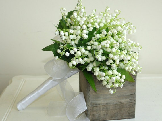 Items Similar To Wedding Bouquet Bridal Bouquet Lily Of