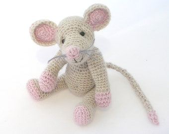 Mortimer Mouse crochet pattern