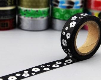 Washi Tape - Japanese Washi Tape - Masking Tape - Deco Tape - WT1069
